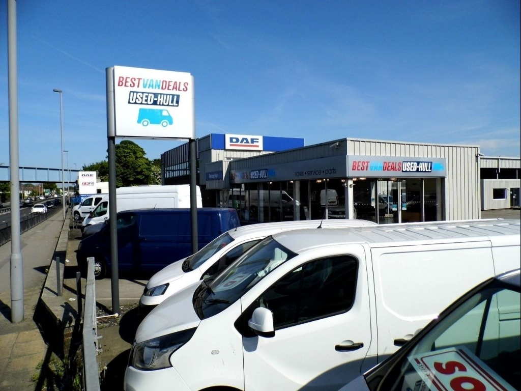 Best Van Deals Used Hull