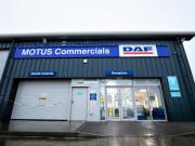 DAF - Motus Commercials Ayr