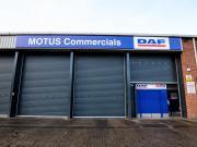 DAF - Motus Commercials Barnsley