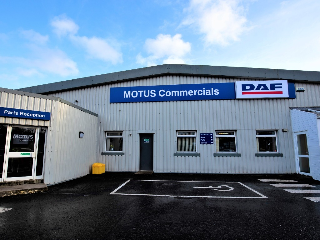 DAF - Motus Commercials Cumbernauld