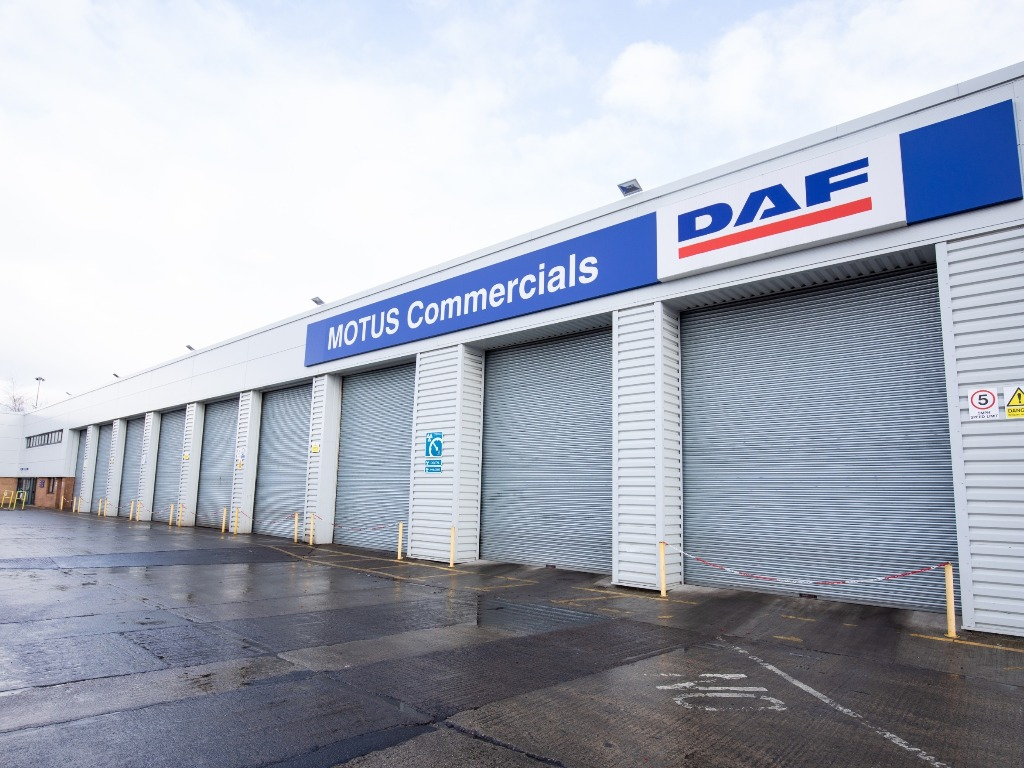 DAF - Imperial Commercials Glasgow
