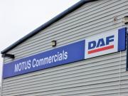 DAF - Motus Commercials Scunthorpe