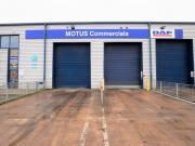 DAF - Motus Commercials Warwick