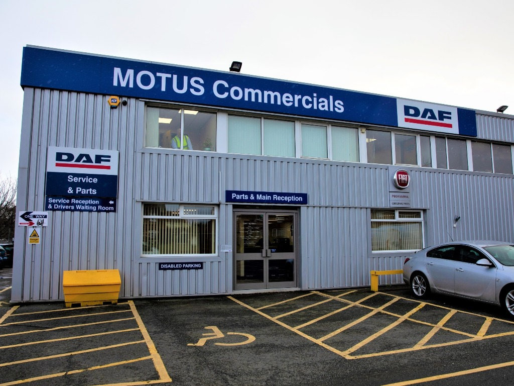DAF - Imperial Commercials Wrexham