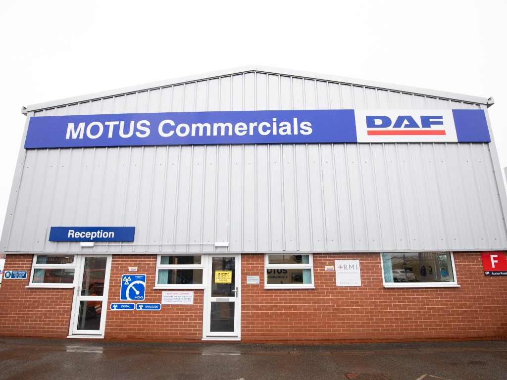 DAF - Imperial Commercials York