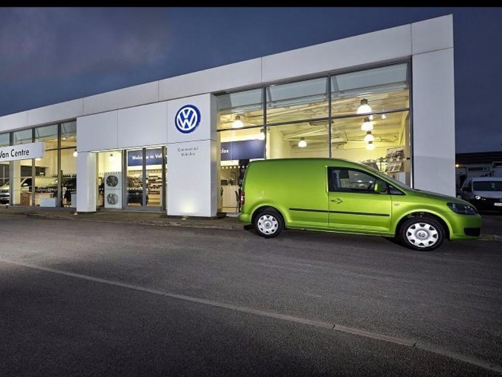 117c90c5aa Volkswagen Van Centre - Imperial Commercials Derby VW