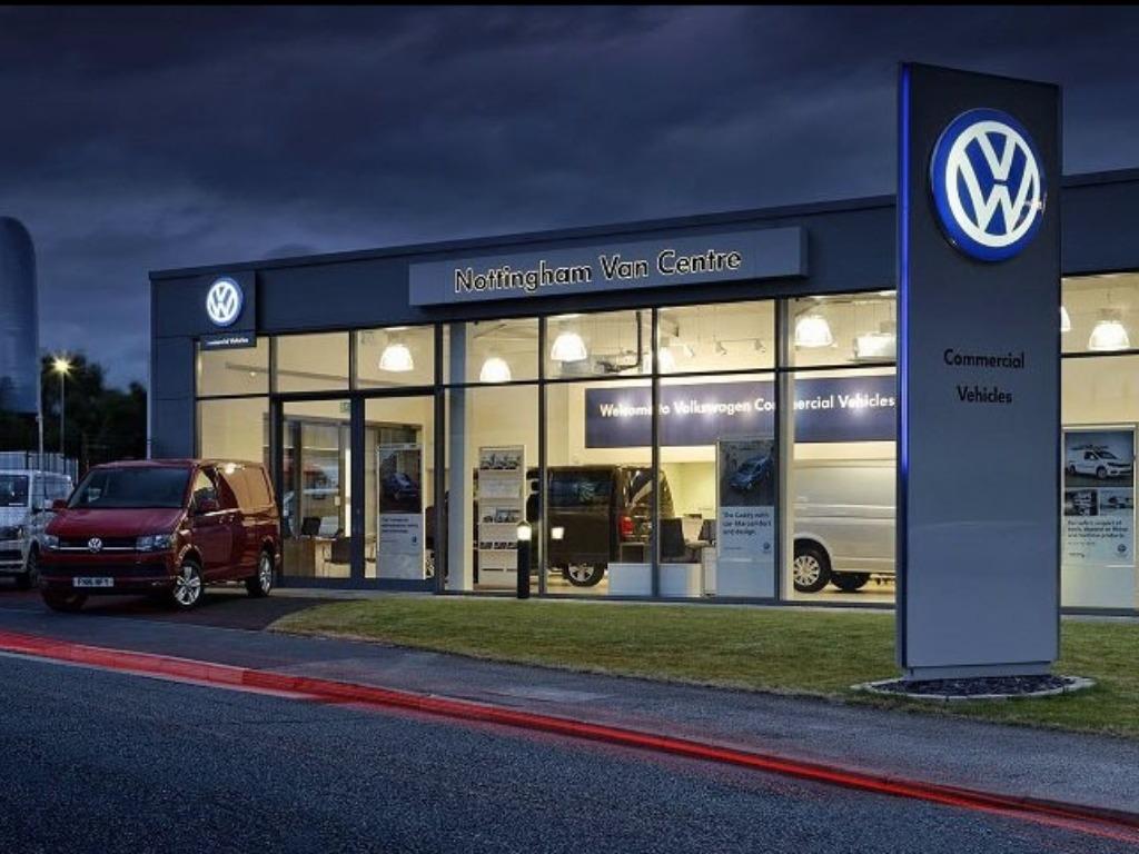 1b5a069e5d Volkswagen Van Centre - Imperial Commercials Nottingham VW