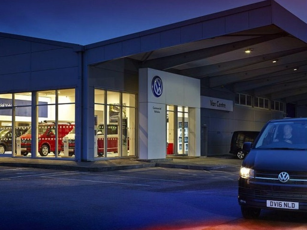 Volkswagen Van Centre - Imperial Commercials Stoke VW