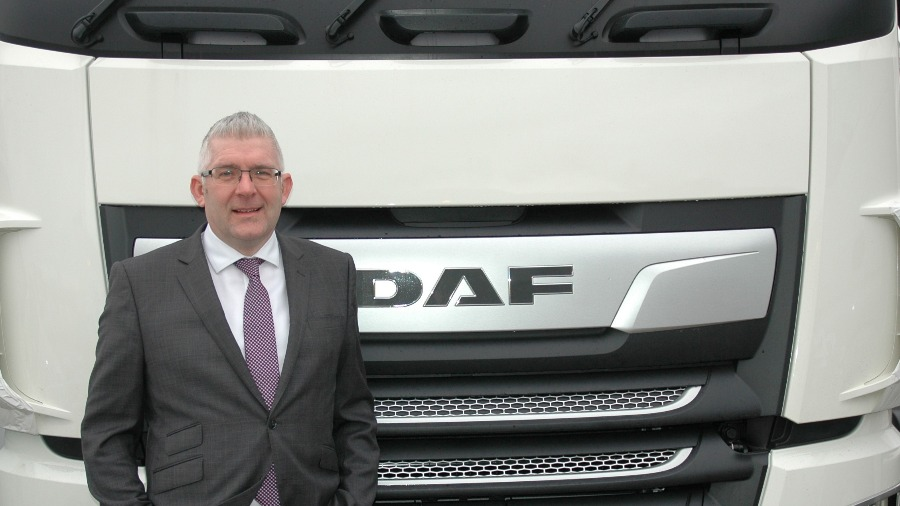 Matt Lawrenson Appointed MD at DAF Dealer Group MOTUS Commercials (Formerly Imperial Commercials)