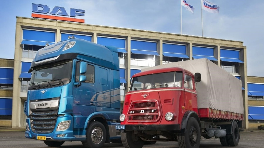 DAF TRUCKS - 90 YEARS OF INNOVATIVE TRANSPORT SOLUTIONS