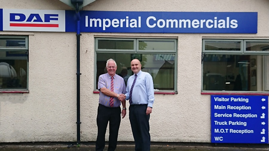 Imperial Commercials acquires DAF service centre AM Bell