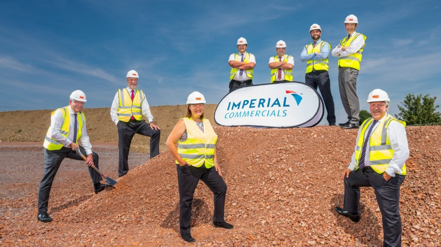 Imperial Commercials to invest £5 million at new Gloucester location