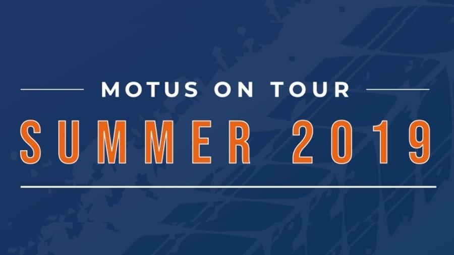 MOTUS on Tour Summer 2019