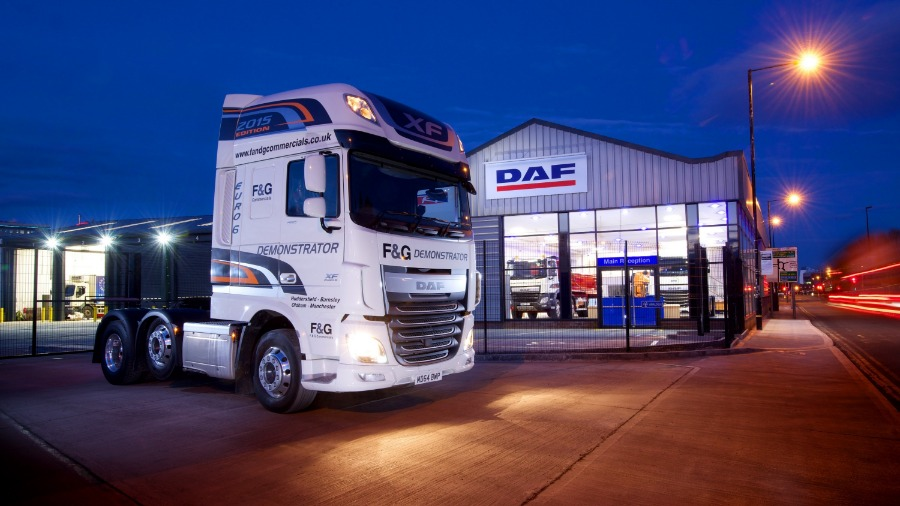 MOTUS Commercials Acquires F&G DAF Dealerships