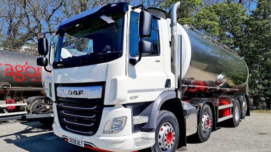 SCC Churns Out Milk Collection With New DAF XF 8x2 Rigids