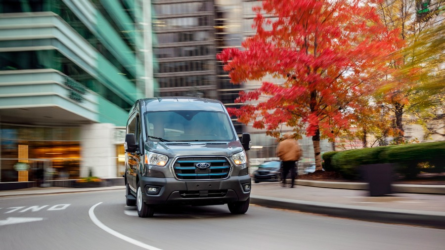 Introducing The All-Electric Ford e-Transit: Powering The Future Of Business With Next-level Software, Services And Capability