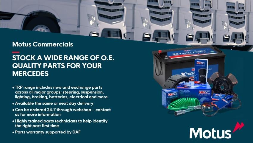 O.E Quality Mercedes Parts