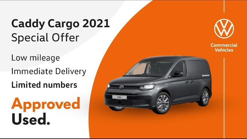 2021 Caddy Cargo Top Offer