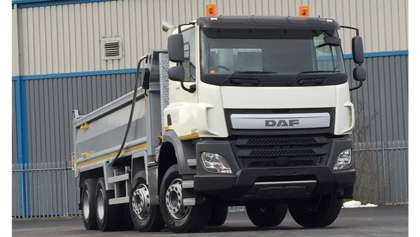 DAF Tippers