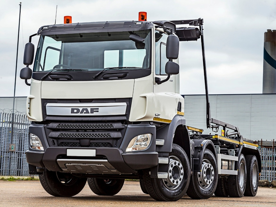 DAF FAD CF MULTI-LIFT RORO / HOOK LOADER