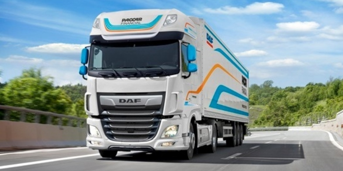 PACCAR Financial DAF Truck