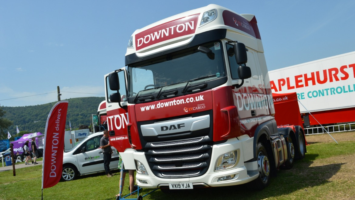 Downton DAF XF