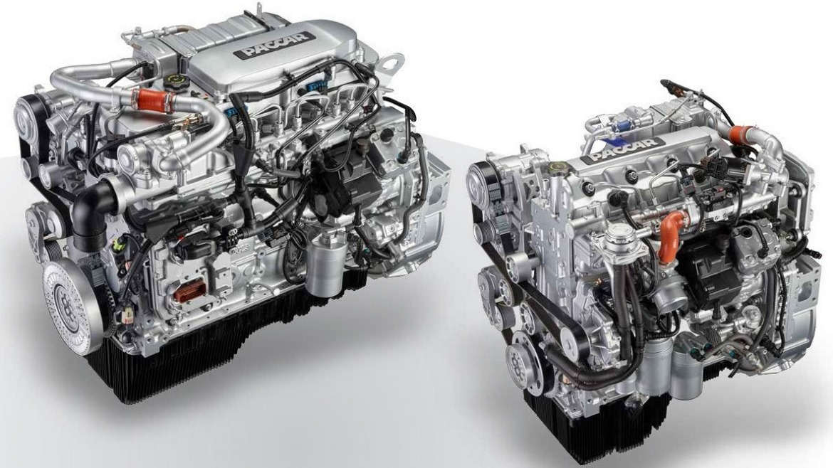 PACCAR engines