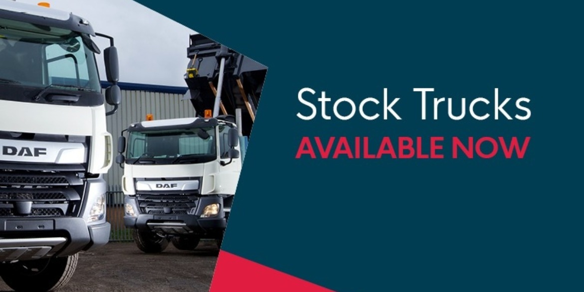 DAF Stock Trucks Available Now
