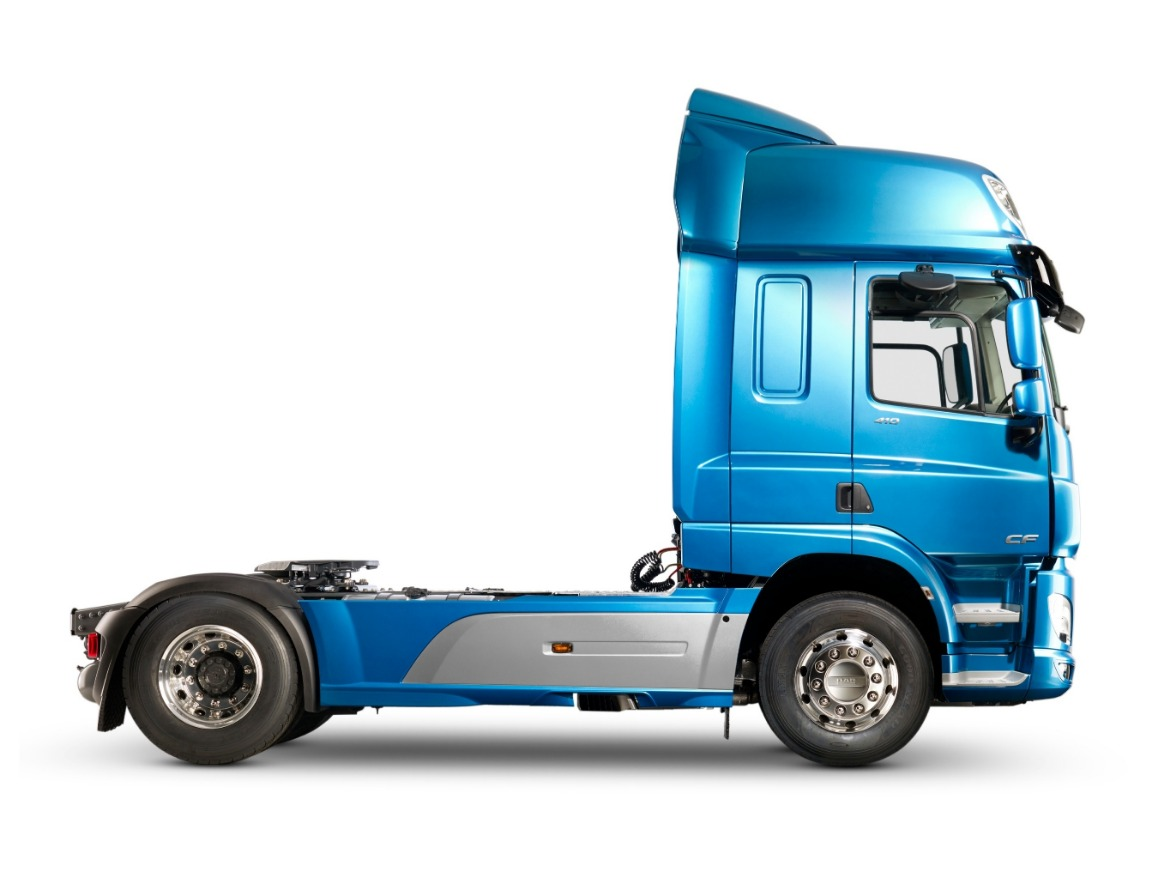 DAF CF side view