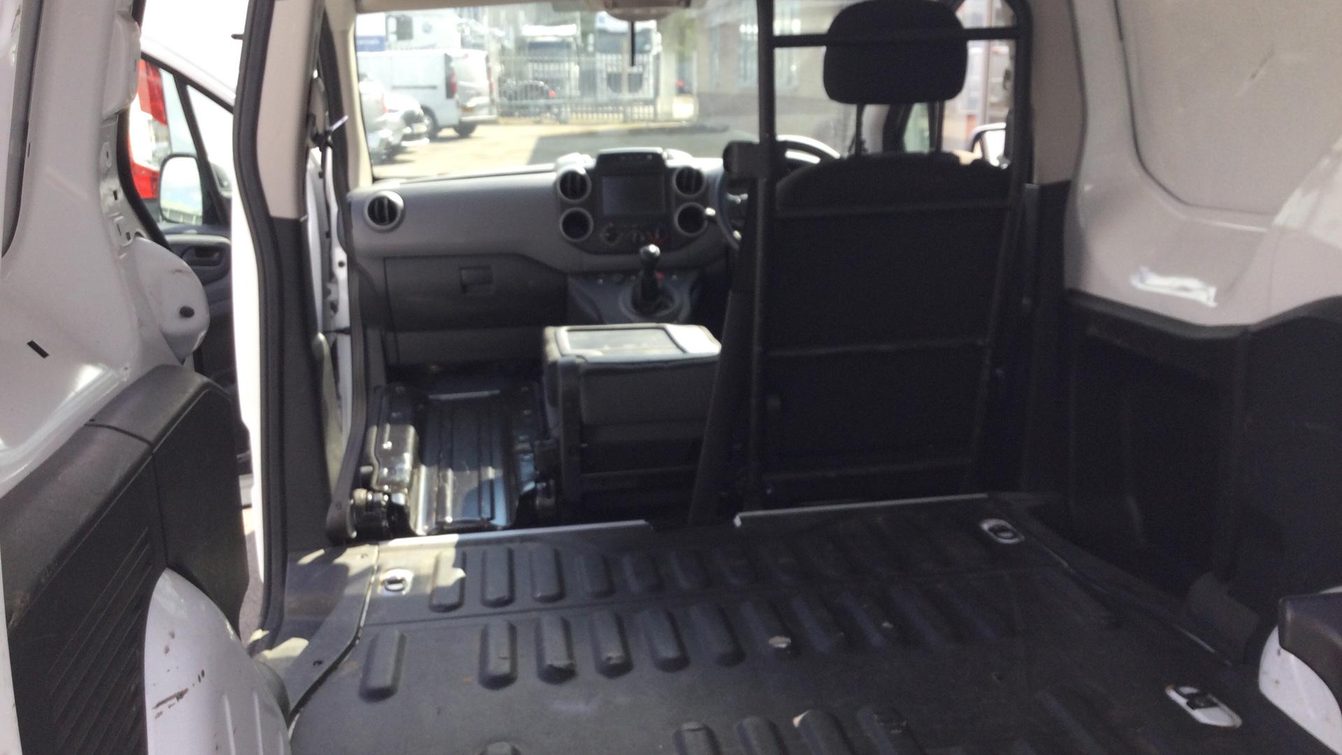 Citroen Berlingo Panel Van 39