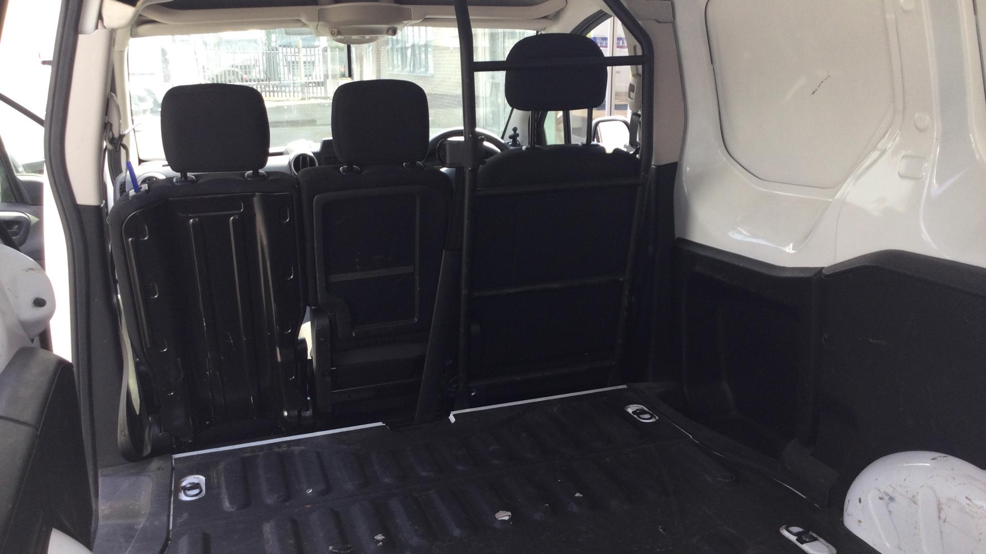 Citroen Berlingo Panel Van 43